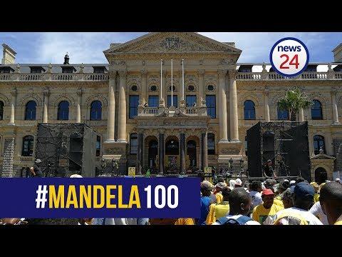 WATCH LIVE: Ramaphosa addresses ANC members at Mandela centenary