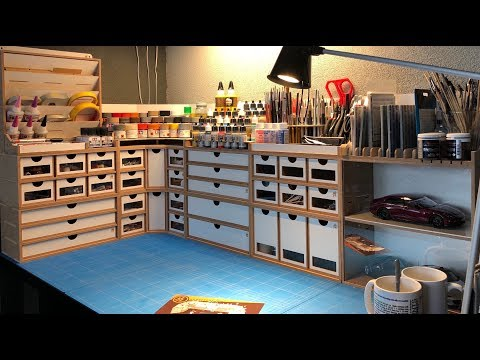 HobbyZone: My New Workbench Setup