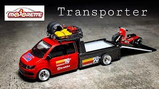 Volks Wagen T6 Transporter Majorette custom