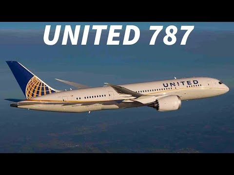 UNITED AIRLINES Place NEW ORDER for 787s