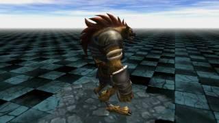 League of Legends - Hyena Warwick