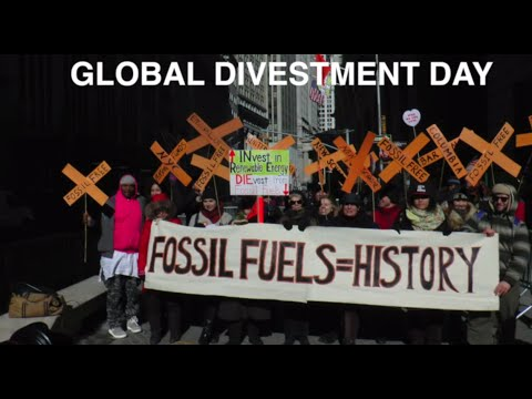Global Divestment Day NYC 2015
