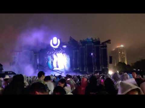 ULTRA JAPAN 2018・ZEDD-beautiful now-(opening)
