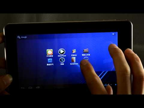Lettab X Android 4.0 Tablet PC 7 Inch Wifi 3D Games Movie