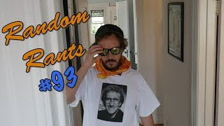 """Pauly Shore's Random Rants 93 - """"Saying Goodby to My Father, the Legend Sammy Shore"""""""