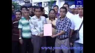 Pemuda UMNO Gopeng Bantah Himpunan Haram Guling Kerajaan:-Hishamudin Tajudin