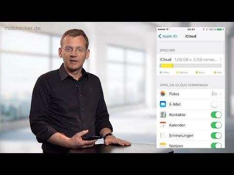 Backup Für IPhone Und Co.