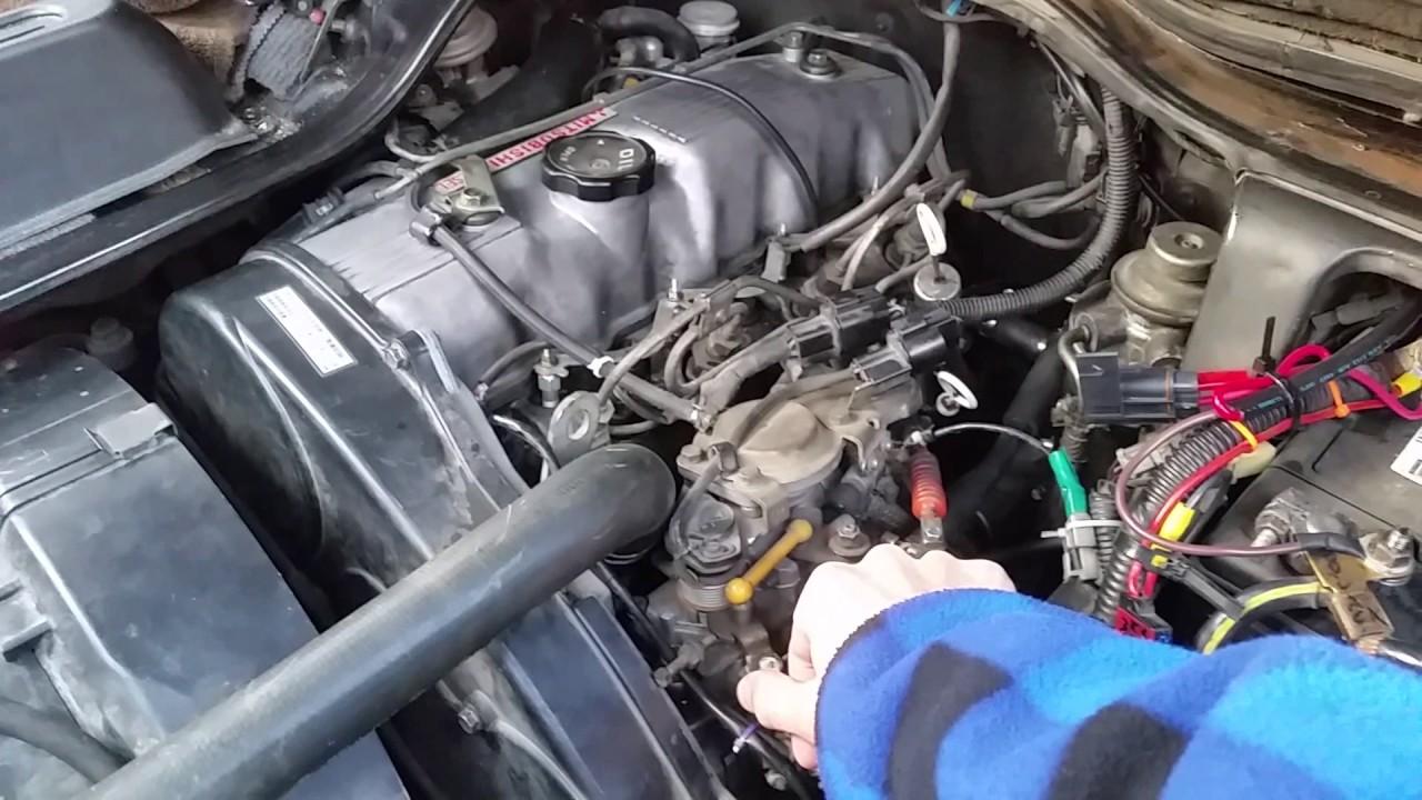 Delica 4d56 low rpm vibration