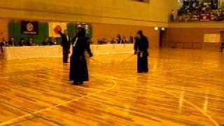 平成23年5月15日(日)に行われました、第58回東海学生剣道選手権大会の...