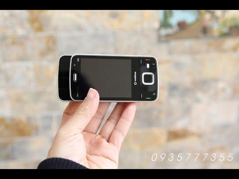 Điện thoại cổ : NOKIA N96 VODAFONE