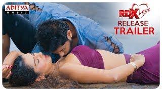 RDX Love Release Trailer || Paayal Rajput, Tejus Kancherla, C Kalyan || Oct 11th Release