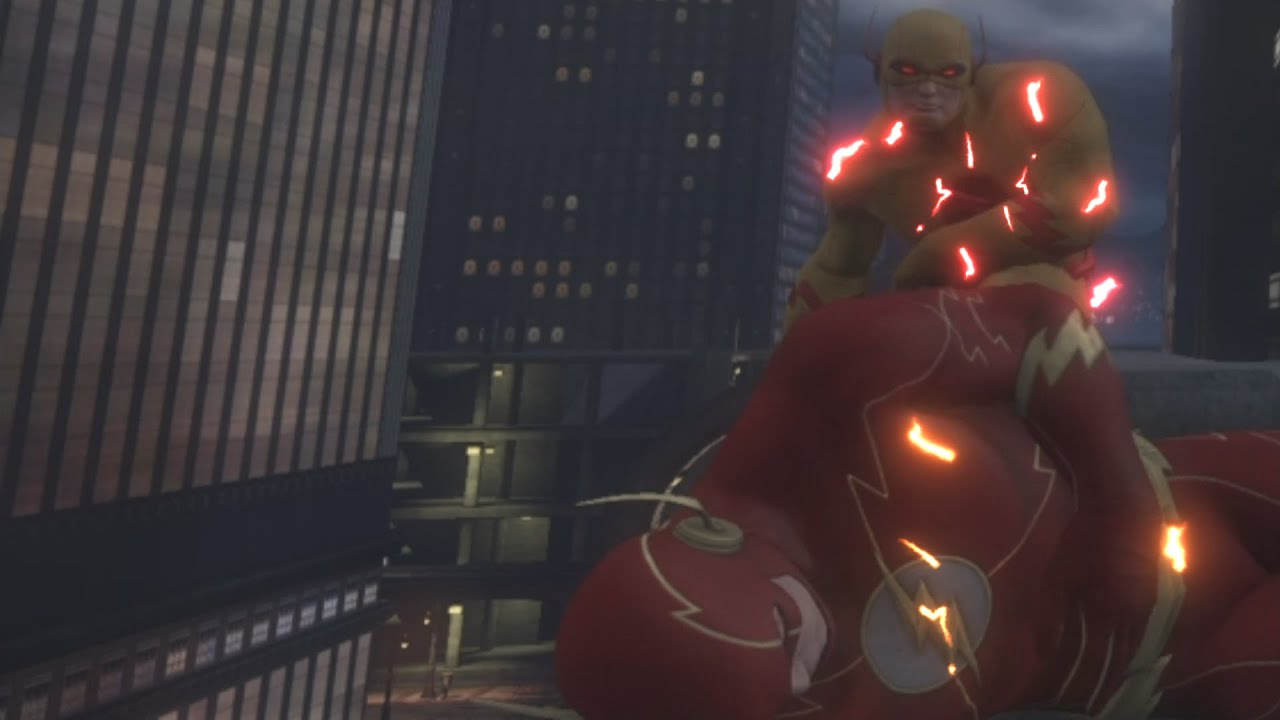Download DCUO: The Flash vs Professor Zoom | Justice League: The Flashpoint Paradox Final Fight Scene