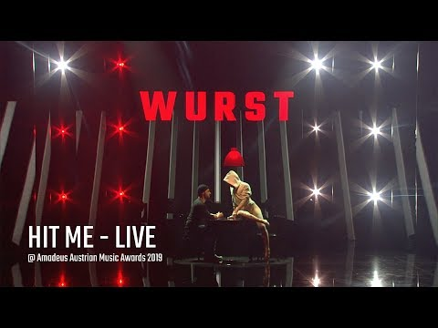 Conchita WURST - HIT ME live @ AAMA2019