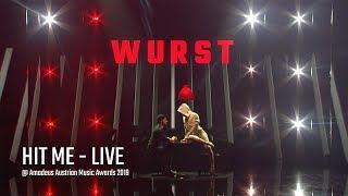 Conchita WURST - HIT ME live @ AAMA2019