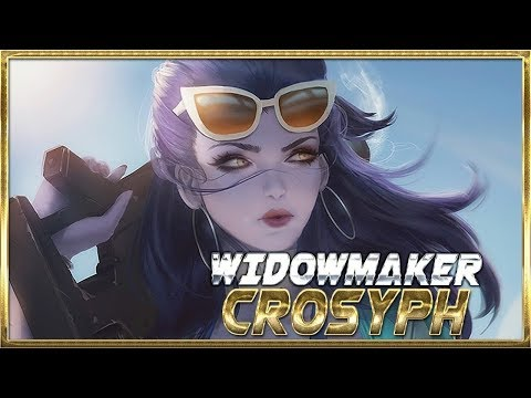 Crosyph Best Widowmaker Moments #2 - Overwatch Montage [OV] thumbnail