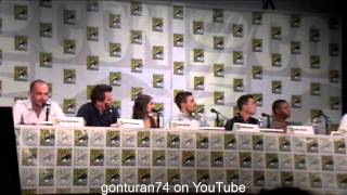 SDCC 2014 Arrow FULL PANEL The CW Stephen Amell
