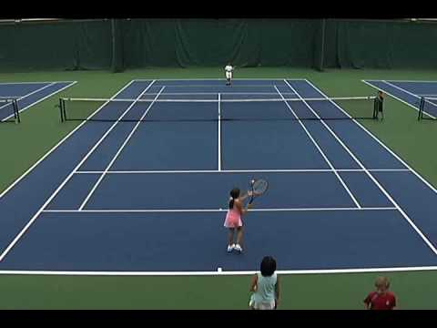 Youth Tennis Ages 9 10 Champion Of The Court Youtube