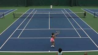 Youth Tennis - Ages 9 & 10: Champion Of The Court