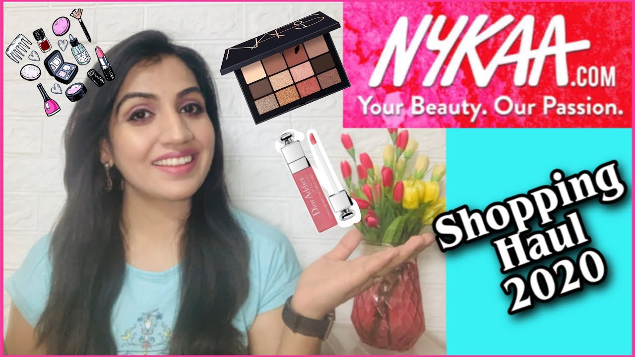 Latest Nykaa Shopping Haul 2020|| Makeup Shopping Haul|| Stay Beautiful