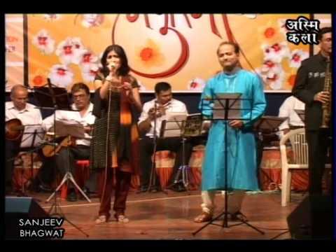 CHAND RAAT TUM HO SAATH~KIRAN & SAMPADA in MADHURIMA by ASMIKALAA and SANJEEV BHAGWAT