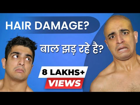 10 COMMON Habits That Cause HAIRFALL In Men | Baal Jhadna Kaise Roke? BeerBiceps Hindi