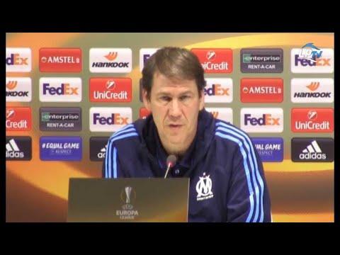 Les plans de Garcia face à Bilbao...