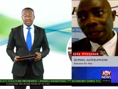 Ghana - IMF Engagement - The Market Place on Joy News (2-5-17)