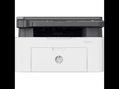 Unboxing HP Laser MFP 135a 135w CF244A 44A