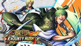 ZOLOJURO UPDATE DAY ft. HAWKINS' RELEASED! // One Piece Bounty Rush - Android