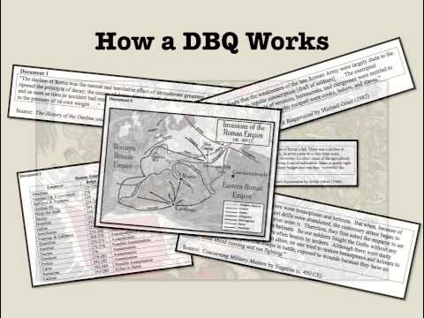 Does anyone have specific tips on writing a good DBQ (document based question) for US Ap?
