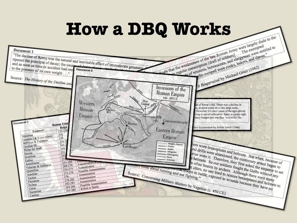 World war ii the road to war dbq essay