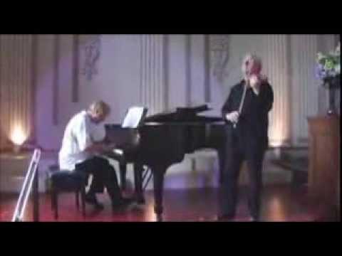 Swanee by George Gershwin - Jason Meyer,violin  and Paul Bisaccia, piano