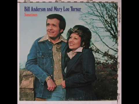 "Bill Anderson & Mary Lou Turner ""Where Are You Going, Billy Boy"""