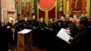 Мужской хор Патриаршего Подворья храмов Зарядья