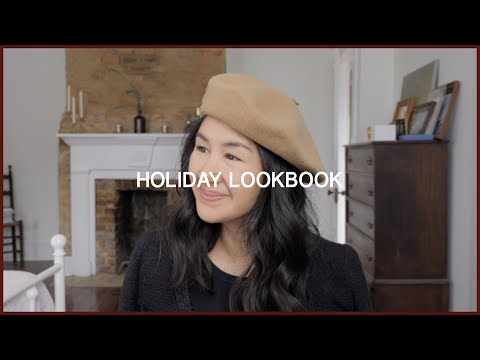 Festive Lookbook | How To Style Things You Already Own