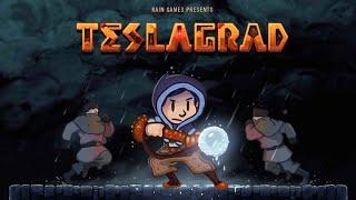 Teslagrad PC 60FPS Gameplay | 1080p