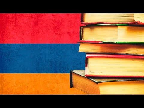 Лучшие книги Армении за 2019