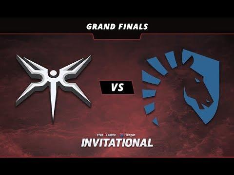 Mineski vs Team Liquid - StarLadder iLeague Playoffs - G3