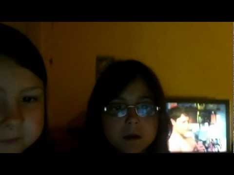 Ellie and Briony singing a ed sheeran  xxx