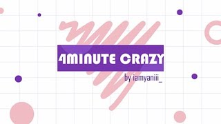 4Minute - Crazy Dance Cover