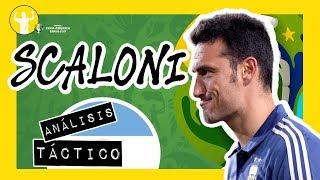 Argentina de Scaloni - Análisis Táctico   Copa América 2019