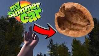 My Summer Car pähkinänkuoressa