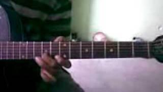 Yuvraaj -  Tu Hi To Meri Dost Hai on Guitar By NJNE