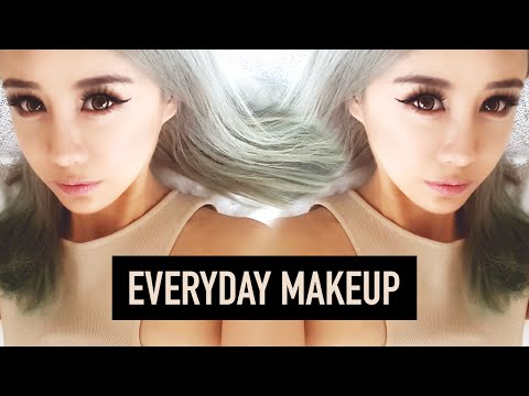 Everyday Makeup Tutorial ♥ For Beginners & School Makeup ♥ Only 5 Products Used ♥ Wengie