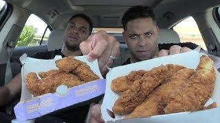 Eating McDonald