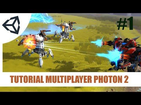 Crea Un Juego ONLINE En Unity Con Photon Network 📡 [1]