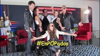 TIMBIRICHE (@Timbiriche_35) ÚLTIMA Conferencia (COMPLETA) comentan cierre #TourJuntos // #EnPOPados