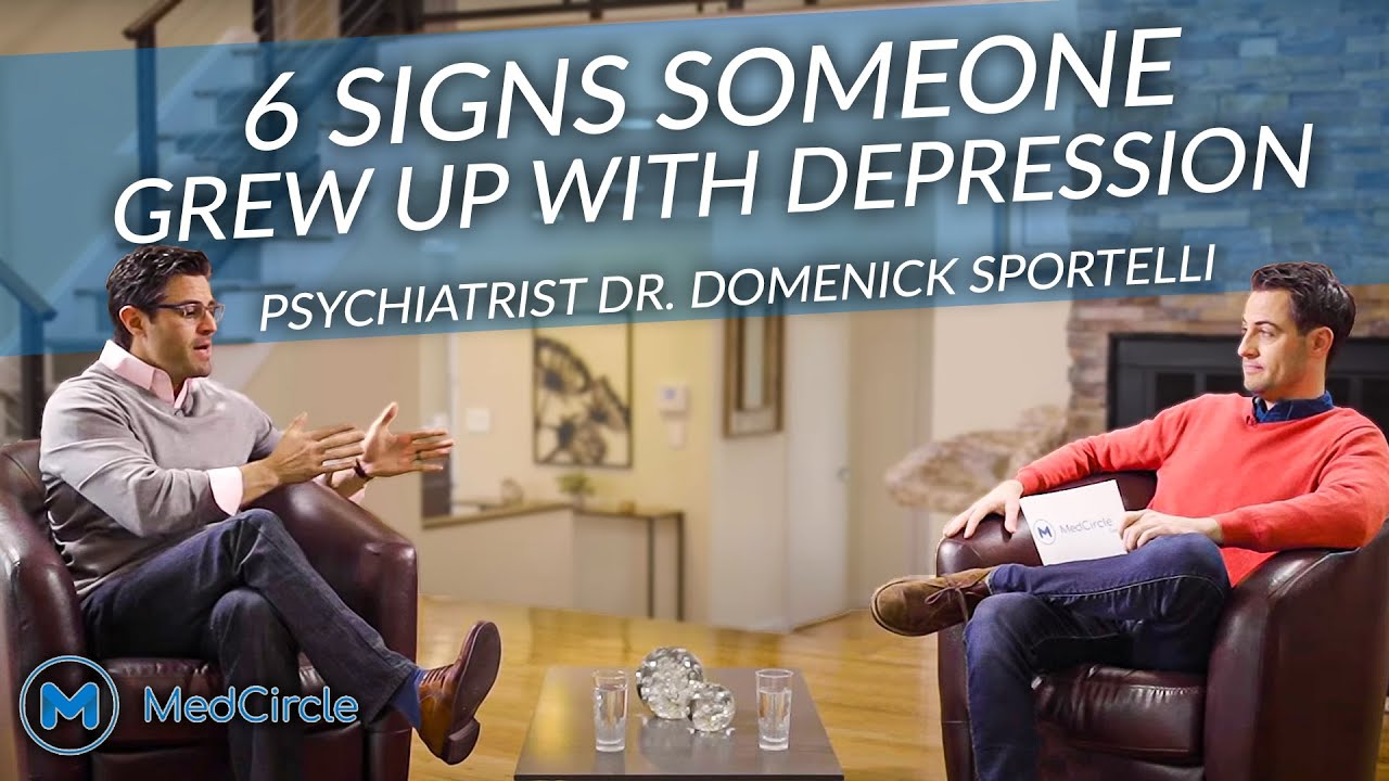 6 Signs Someone Grew Up with Depression   MedCircle