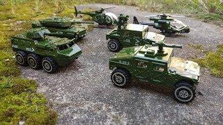 #corpertoys литий військова техніка армія іграшка 6 в 1 військова іграшка і вертоліт автомобілів