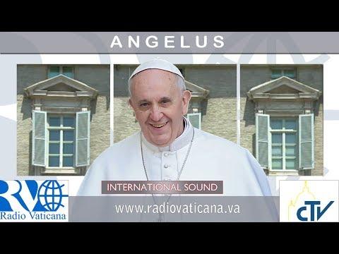 2017.07.16 Angelus Domini